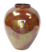 4M350 Bronze Flower Vase