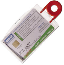 Locking Card Holder  (100)
