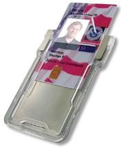 Shielded Badge Holder  (100)