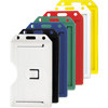Solid Color Card Dispensers (100)