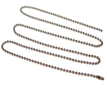 Metal Neck Chain.