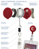 Anatomy of a Badge Reel