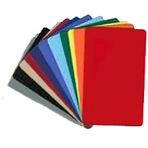Colored PVC Cards