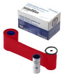 Datacard Red Ribbon,  532000-005
