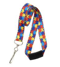 Autism Awareness Lanyard, 2138-5282