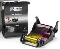 Zebra YMCKO,  #800011-140