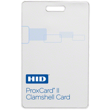 HID ProxCard II Card, Format H10302 with No Facility Code