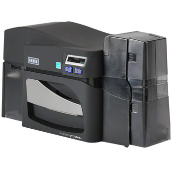 Fargo 4500e ID Card Printer