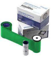 Datacard Green Ribbon,  #532000-008