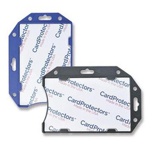 One-Card, Shielded, Open-Face Holders  (100)