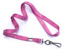 Breast Cancer Awareness Lanyards  (100)