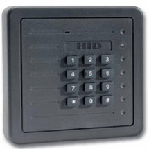 HID® ProxPro Reader with Keypad, 5355AGK00