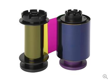Evolis YMCKI RT Color Ribbon, RT5F012NAA