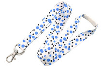 BLUE, Polka Dot Lanyards, 2138-7283