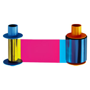 45710 Fargo DTC550LMX Printer Ribbon, 45710, 045710, Fargo 045710
