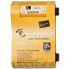 zebra zxp series ribbon, 800033-344 YMCKOO