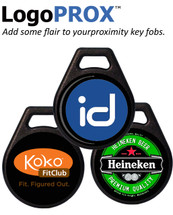 LogoPROX Custom-Printed Key Fobs 1346LNSMN ProxKey III