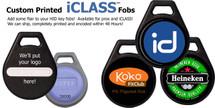 HID iCLASS  2050PNNMN iClass Key Fob H10301