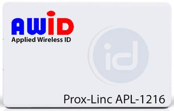 AWID UHF Windshield Tag