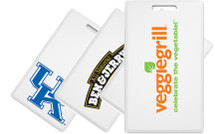 LogoPROX Custom-Printed Clamshell Card for CASI Printing on Front of Card