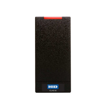 iCLASS R10 SE Reader with Seos, HID Elite / Mobile-Enabled, Terminal Strip