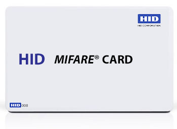 HID® MIFARE® 1430 Contactless Smart Card, S50 with HID® Imprinted Logo  1430NGSNN
