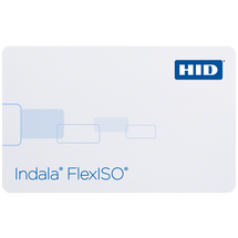 Indala FlexISO Imageable Card FPISO