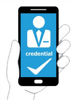 Mobile Credential Bluetooth Credential