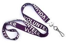 Volunteer Lanyard