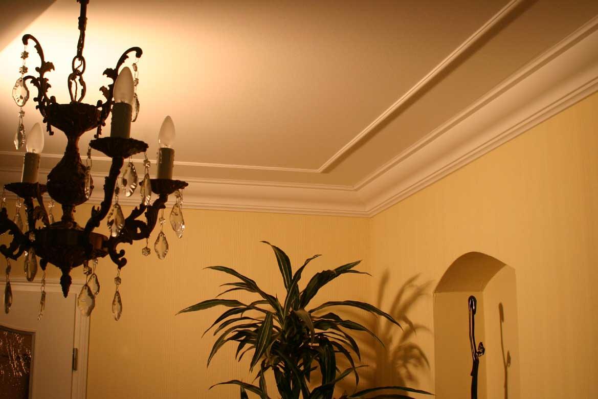 Foam Crown Molding Ceiling Moldings Decorative Ceiling