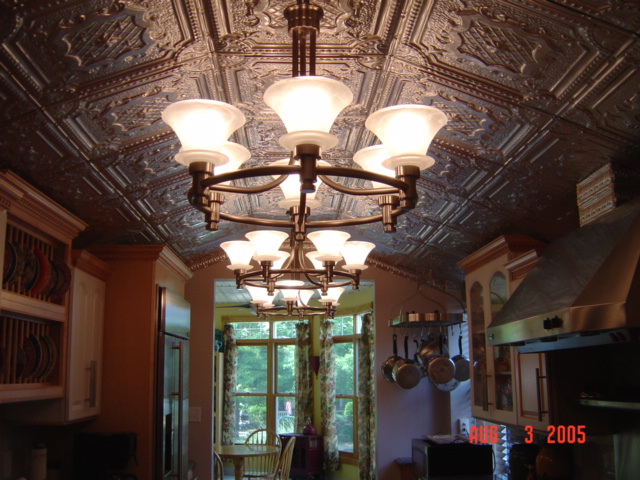 Home Tin Projects Photo Gallery