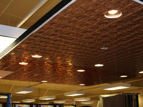 Charleston Mirroflex Ceiling Tiles Pack