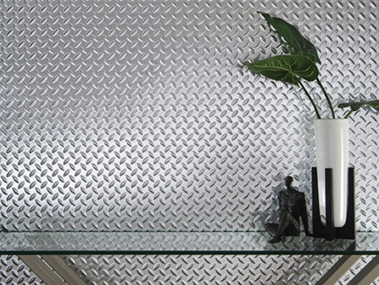 Diamond Plate Mirroflex Wall Panels Pack