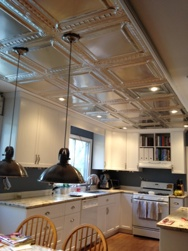 Kitchens And Bathrooms Tin Ceilings