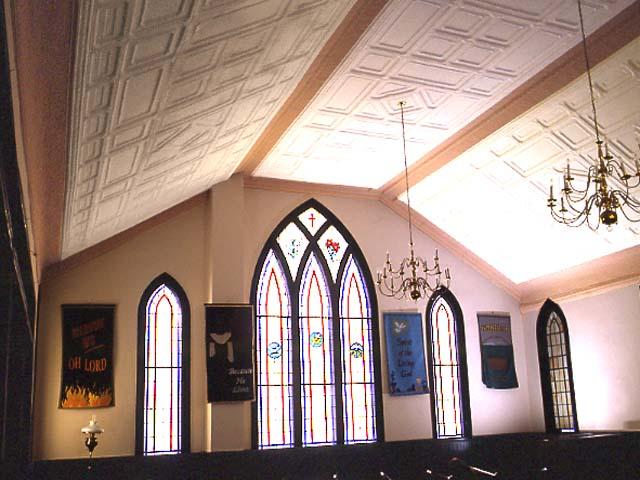 Reproduction Tin Ceiling Tiles Decorative Ceiling Tiles