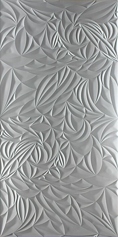Sculpted Petals - MirroFlex - Wall Panels Pack