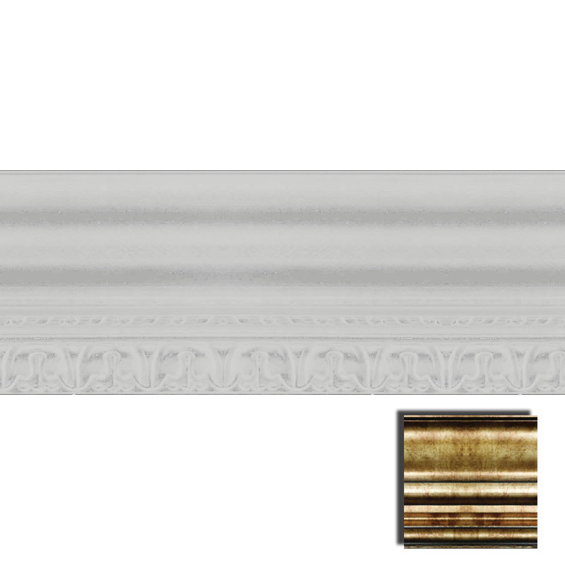 Baroque - MirroFlex - Crown Molding - Pack of 4