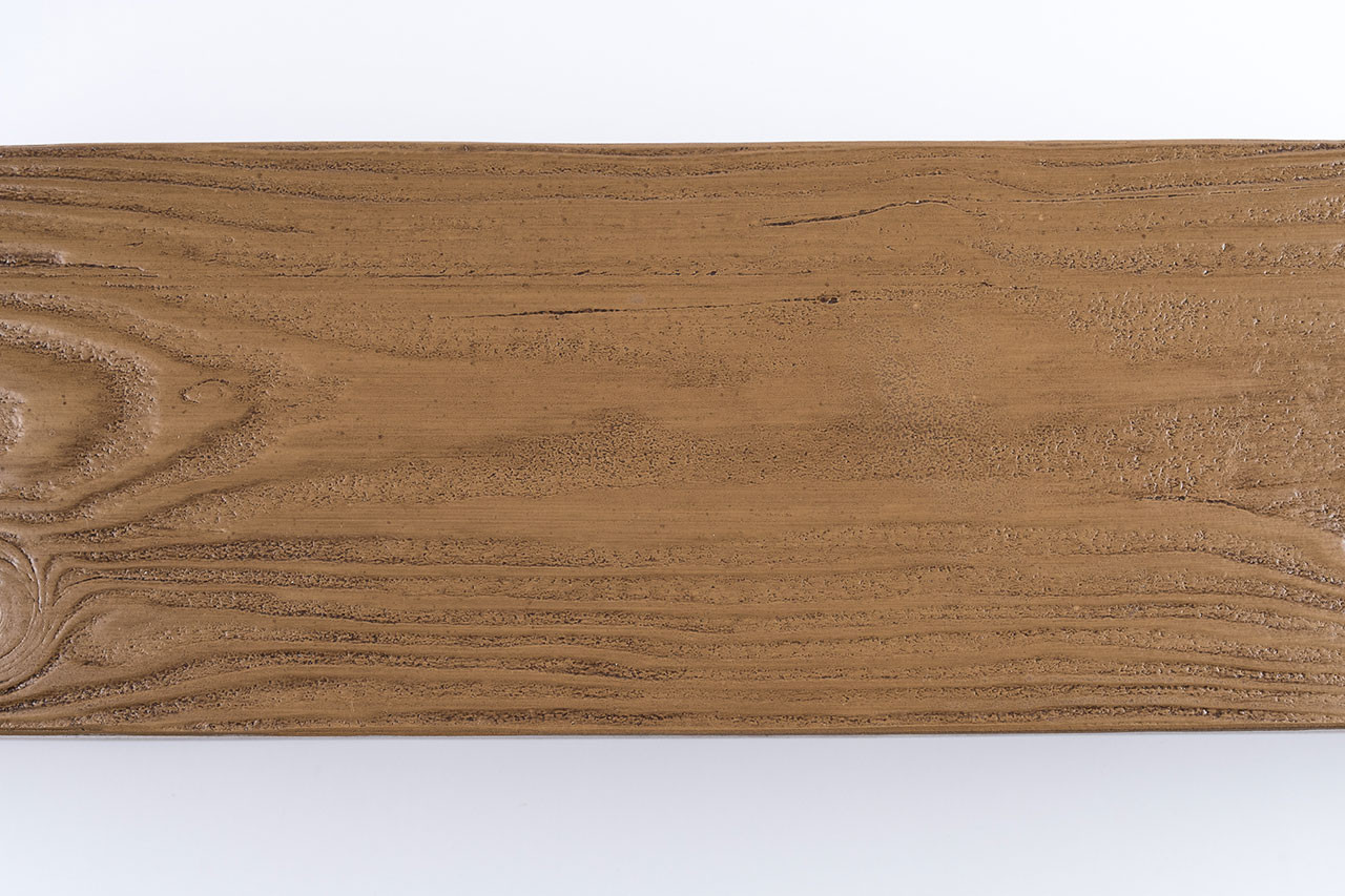 Faux Wood Planks - 12 ft. Length & 8 in. Width