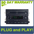 2007 2008 2009 2010 Ford OEM AM FM Radio Subwoofer MP3 6 Disc CD Changer Receiver