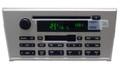 2006 06 Lincoln LS Tape Radio CD Player 6W4T-18C868-AA Fo151