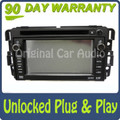 2007 2008 2009 Unlocked GMC CHEVROLET Navigation AM FM Radio GPS MP3 CD Player