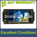 Chrysler Jeep Dodge REN MyGig Radio CD and DVD player 2007 2008 2009 2010
