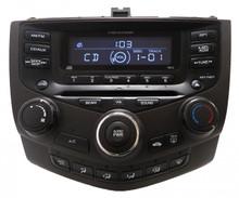 7BC0 2003 05 06 2007 Honda Accord Radio AUX 6 CD Changer