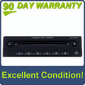 05 06 07 08 09 Honda Odyssey In Dash 6 Disc CD Changer MP3 WMA Player 2005 2006 2007 2008 2009