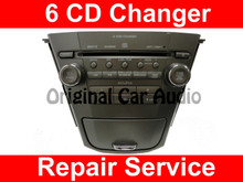REPAIR YOUR ACURA MDX Radio Stereo Receiver Disc Changer - Acura mdx cd player