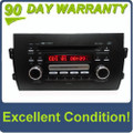 SUZUKI SX4 XM Satellite Radio Stereo 6 Disc Changer MP3 CD Player OEM CLCC04 2007 2008 2009 2010