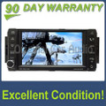 Chrysler Jeep Dodge Low-Speed REN radio CD DVD player OEM