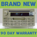 NEW Lincoln Ford Radio CD Player Stereo Tape Cassette