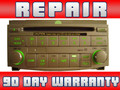 REPAIR ONLY Toyota Avalon Radio 6 Disc CD Changer 2005 2006 2007 2008 2009 2010 2011 86120-AC140, 86120-07071, 86120-07060, 86120-AC150