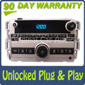 2007 2008 Chevy Chevrolet OEM Equinox AM FM Radio AUX CD Player Stereo Receiver